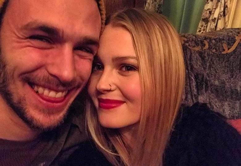 Benjamin Walsh and Olivia Bergstrom