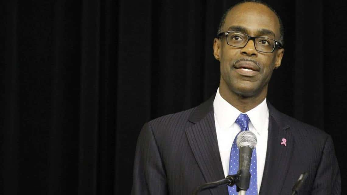 Broward Schools Superintendent Robert Runcie