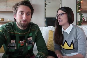 Megan Turney and Gavin Free Youtube stars: How we came to be targeted by a demented fan