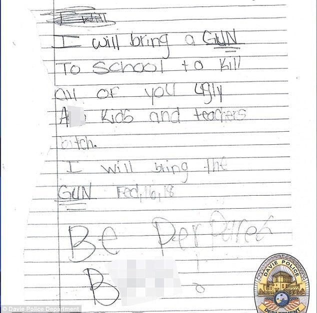 Copycat school shooting threats sweep nation
