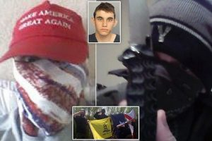 Jordan Jereb Florida white nationalist militia leader: 'Parkland school shooter was dedicated member'
