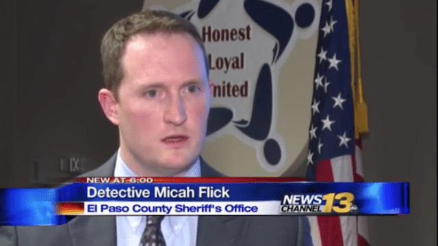 Micah Flick Deputy Sheriff