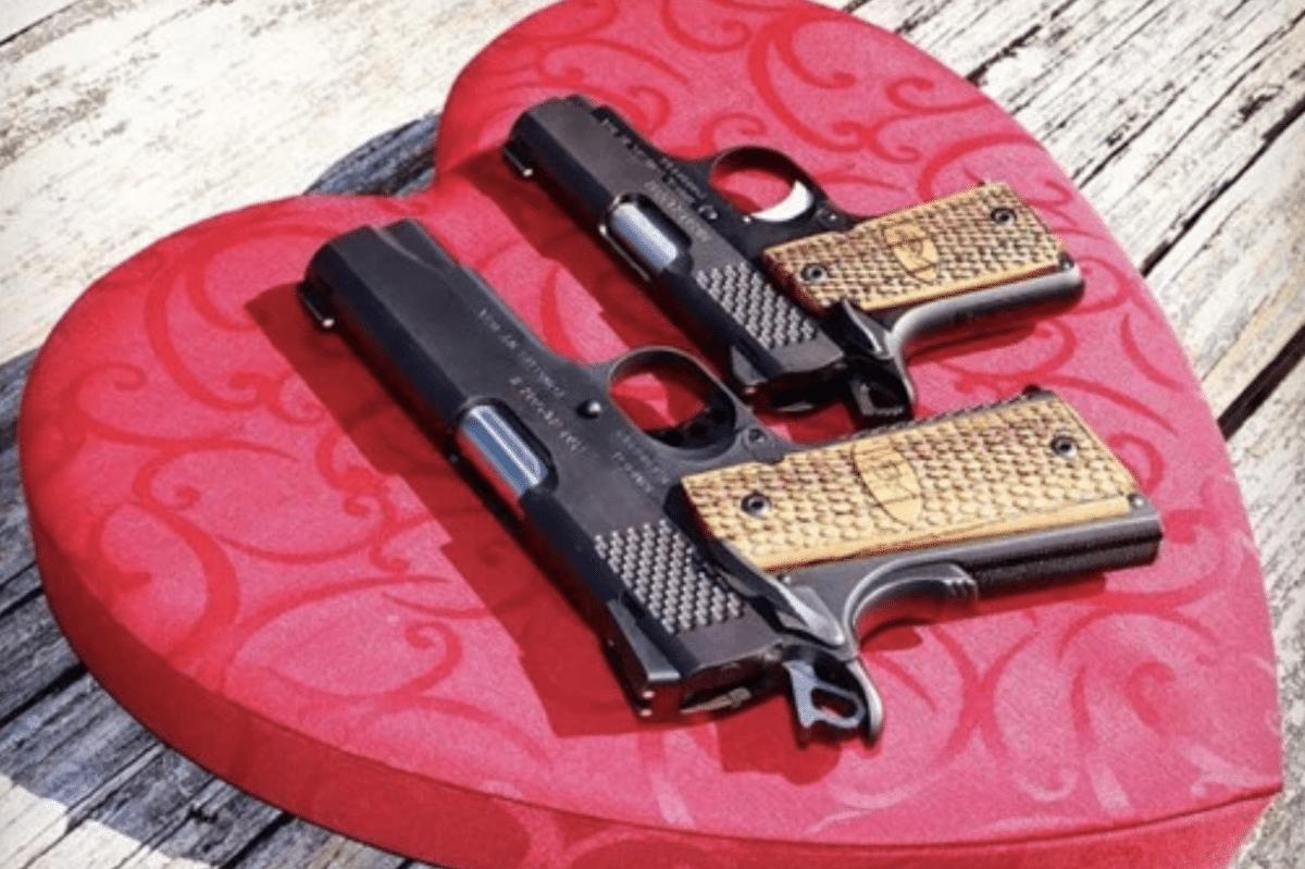 NRA pulls Valentine's Day gun tweet