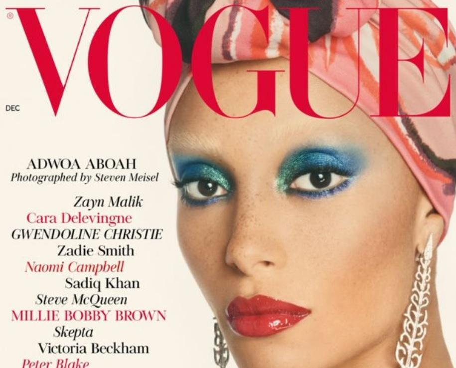 New Editor Vogue UK