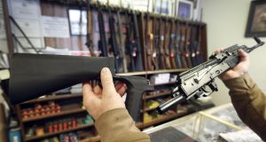 Walmart bans sale of firearms