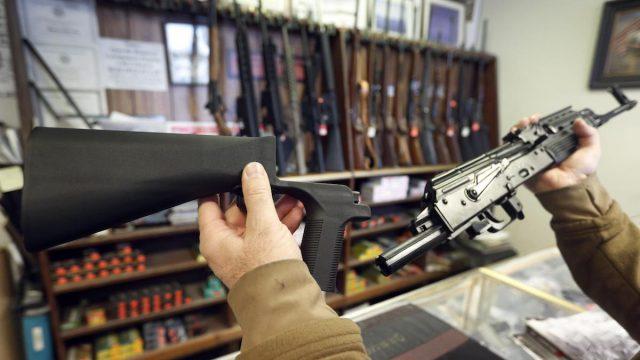 Walmart bans sale of firearms