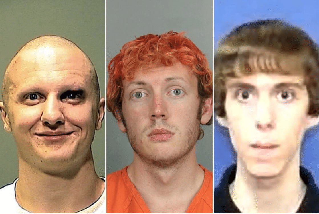 white male mass shooters