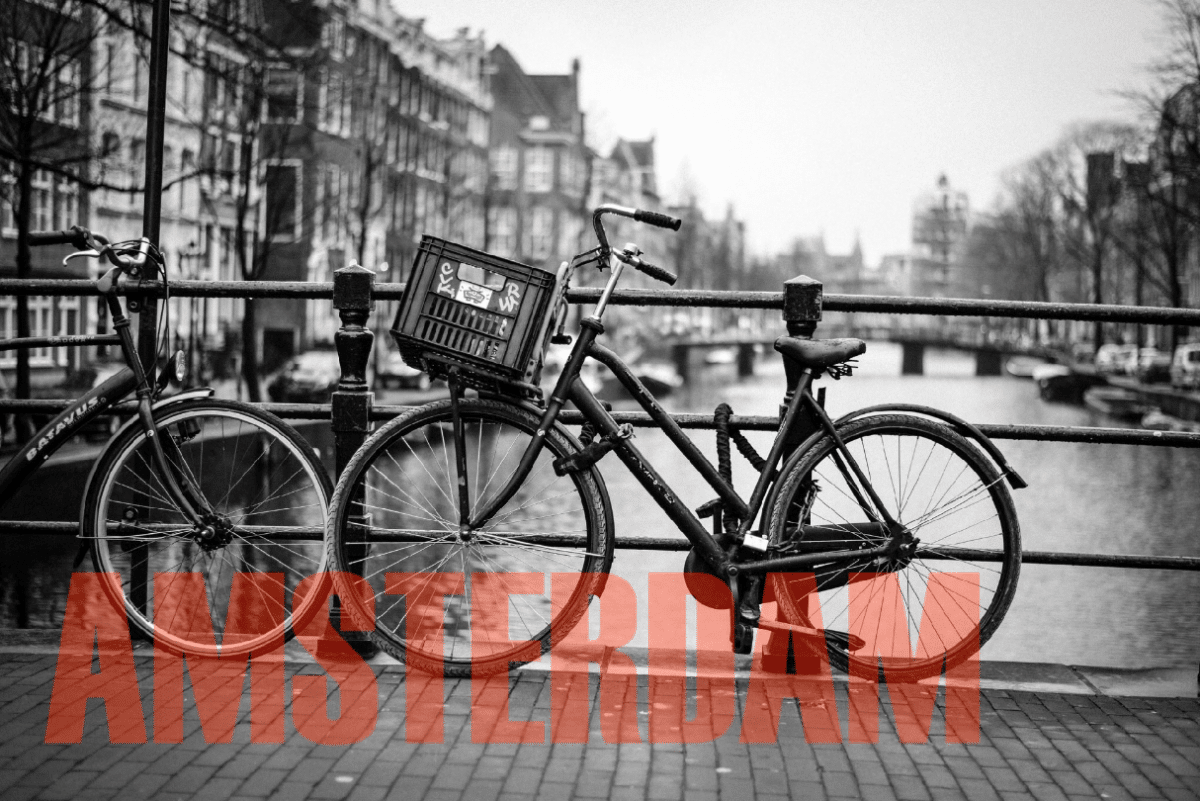 Amsterdam Budget traveling