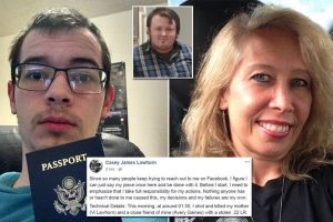 'I was curious about murder' Suicidal Tennessee son found dead after double homicide of mother and friend