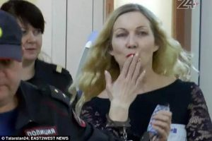 Russian woman chops off ex husband's penis after demanding sex