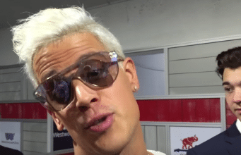 Milo Yiannopoulos Nazi scum chased out of NYC bar