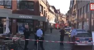 Munster truck terror attack