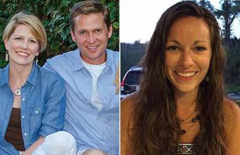 Jennair Gerardot and husband, Mark Gerardot and his wife's alleged love rival, Meredith Chapman