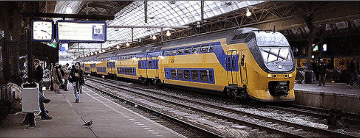 Amsterdam Budget traveling