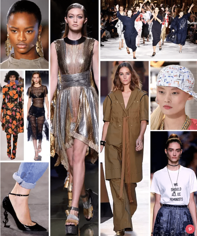 Fashion Week and Runway Show trends