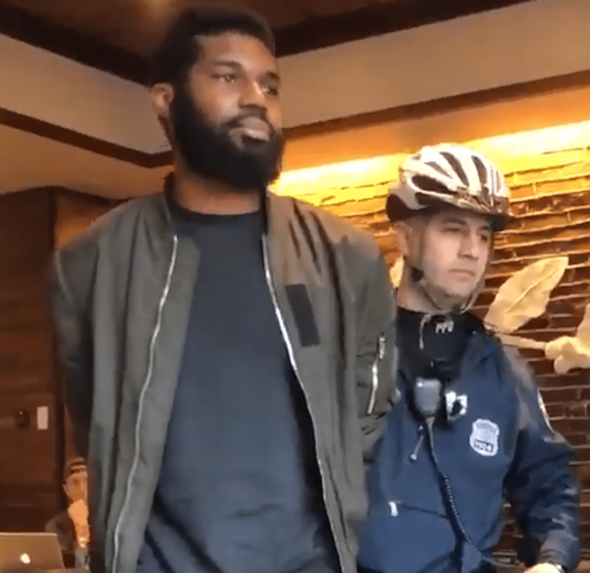 Starbucks Philadelphia store arrest two black men