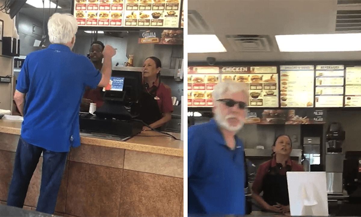 Jack in the Box employee threatened deportation