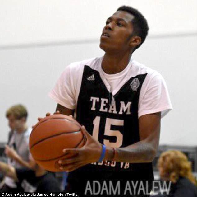 James Hampton basketball player