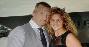 Jeffrey Colmyer and Tiffany Cimino