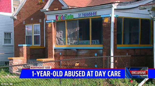 Daycare blames toddler for 1-year-old boy's apparent beating