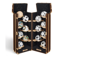 Louis Vuitton Unveils Its 2018 FIFA World Cup Collection.
