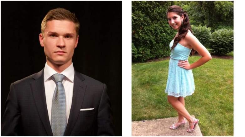 Nicolas Patrick Shaughnessy and Jaclyn Alexa Edison