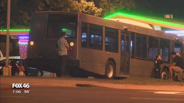 UNCC fraternity suspended after student dies from party bus incident