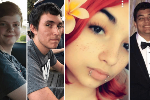 Photos: Santa Fe High School shooting victims I'd.