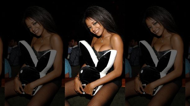 Stephanie Adams Playboy model