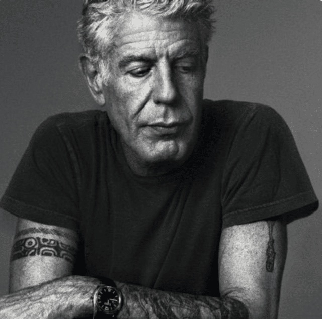 Anthony Bourdain suicide death