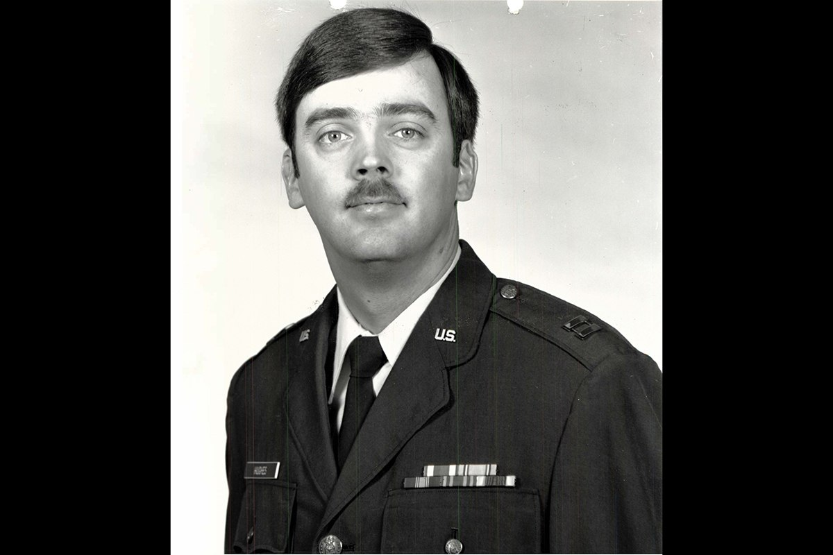 Missing US air force officer found after 35 years