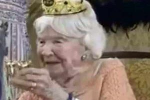 Florida woman turning 105 credits drinking, smoking and late nights for longevity.