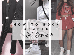 High end Sportswear looks