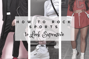 How to Rock Sports to Look Expensive.