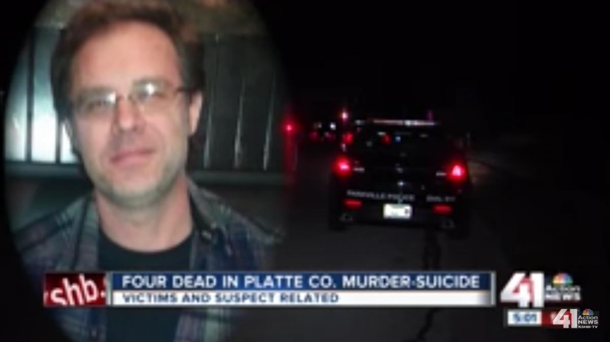Douglas Pauling murder suicide