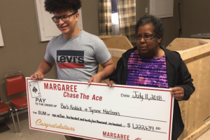 'Nothing for you!' Chase the Ace winner aunt sues nephew for his half of $1.2m winnings