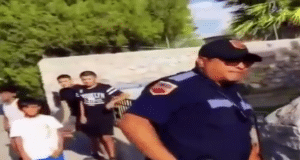 El Paso police officer
