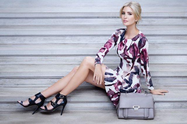 Ivanka Trump fashion line