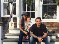 Marcus Antebi and Katelin Sisson
