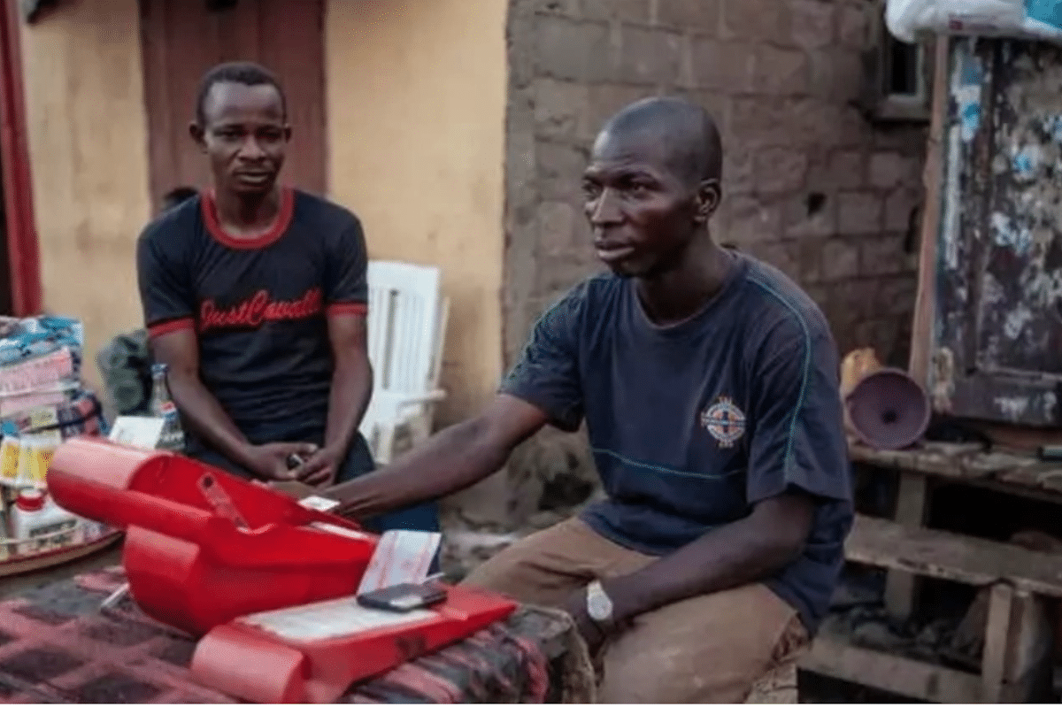 Nigerian Baba Ijebu Lotto Game