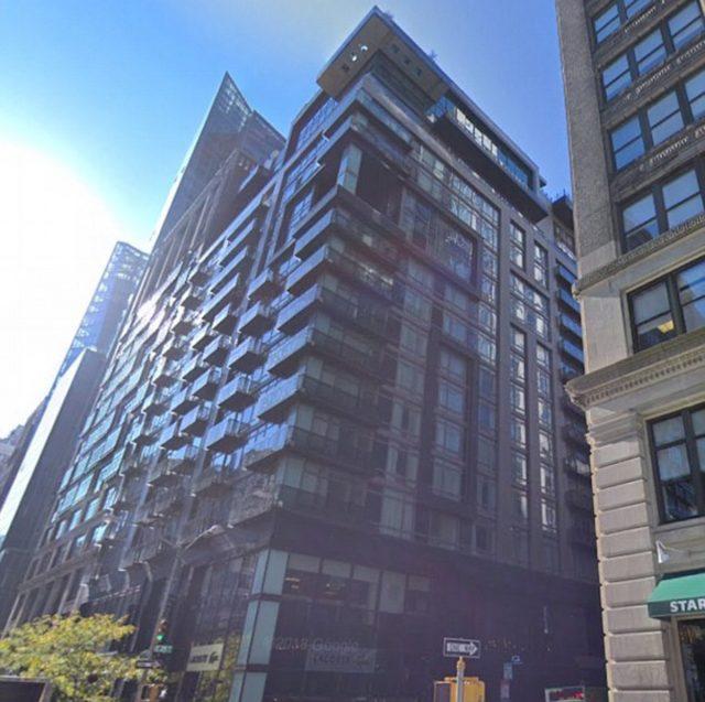 Royalton Park Avenue Hotel suicide