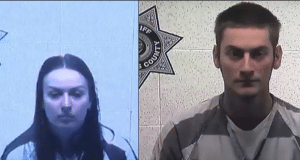 Sarah Elaine Mitchell and Travis Lee Mitchell