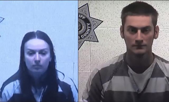 Sarah Elaine Mitchell and Travis Lee Mitchell