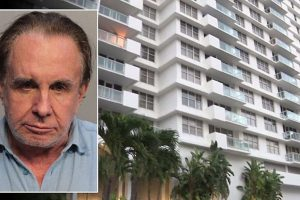 'Kill all Jews' Evicted Miami Beach man tries to burn down condo
