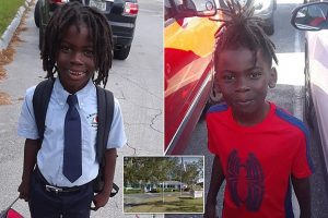 Discriminatory? Christian Florida school bans first grader cause of dreadlocks