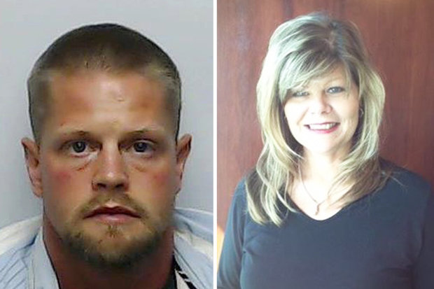 Joseph Oberhansley and Tammy Jo Blanton.