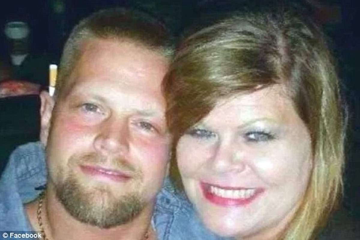 Joseph Oberhansley and Tammy Jo Blanton