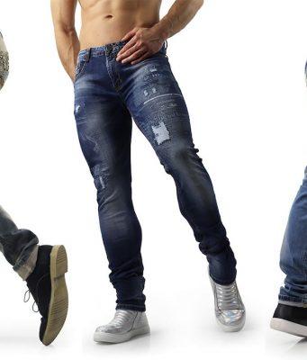 Trendy Men's Jeans