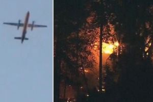 Suicide by plane: Seattle airport mechanic steals plane to kill self