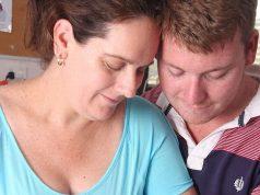 Anthony Harvey and Mara Quinn